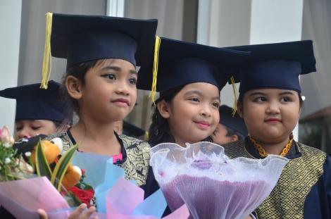 Tadika Rumah Si Kecil 2014 Graduates