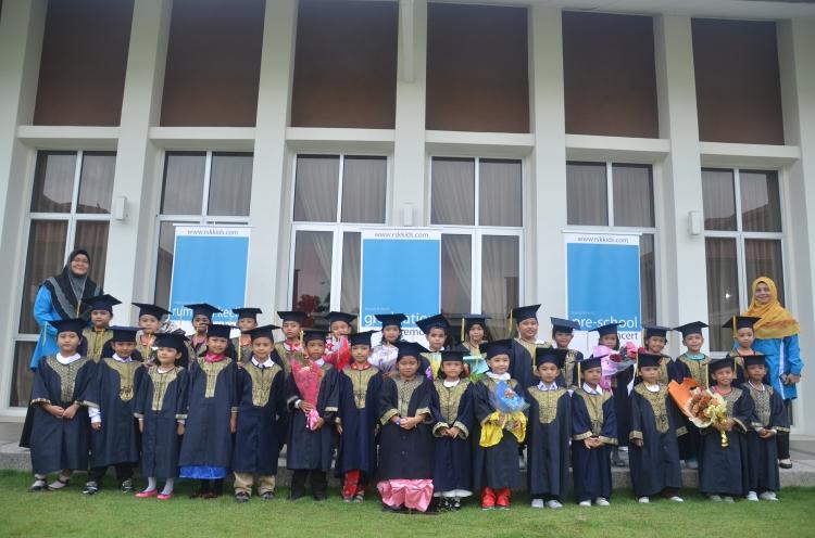 Class of 2014 Tadika Rumah Si Kecil